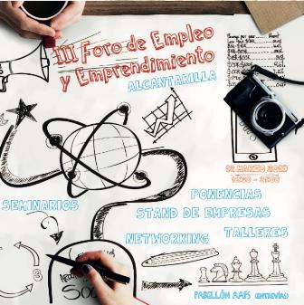 FREMM presenta la Oficina de Transformación Digital en el Foro de Empleo y Emprendimiento de Alcantarilla