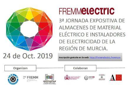 FREMMelectric reunirá en Murcia los últimos avances en innovación y sostenibilidad en material eléctrico
