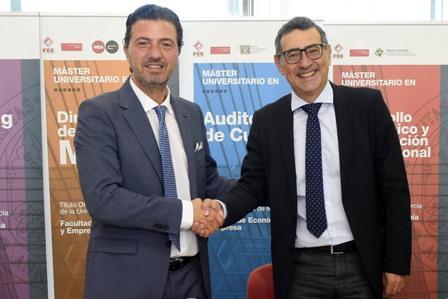 Nace la Cátedra FREMM de la Universidad de Murcia para impulsar la investigación entre las empresas