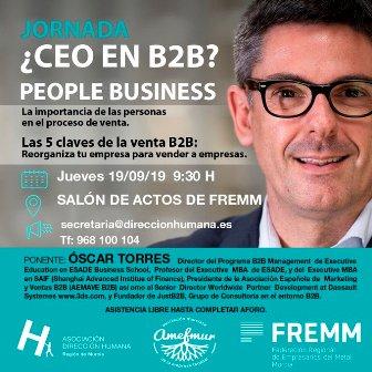 FREMM dará a conocer las claves de la venta entre empresas