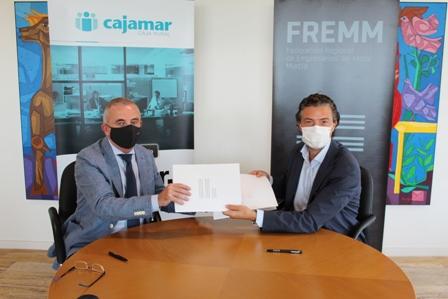 Cajamar refuerza su oferta financiera a las empresas y autónomos en FREMM para superar el COVID