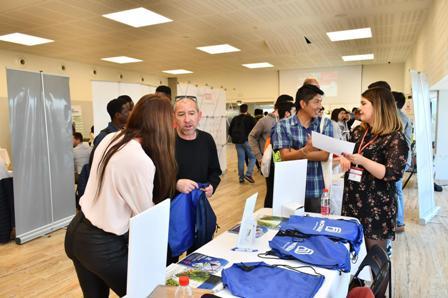 La VI Feria de Empleo de la Cámara de Comercio une en FREMM a empresas y jóvenes
