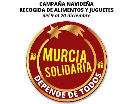 """FREMM anima a sus empresas a sumarse a """"Murcia solidaria"""" aportando alimentos y juguetes"""