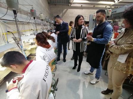Educación alaba a los profesores, instalaciones y tecnología del Centro de Formación de FREMM