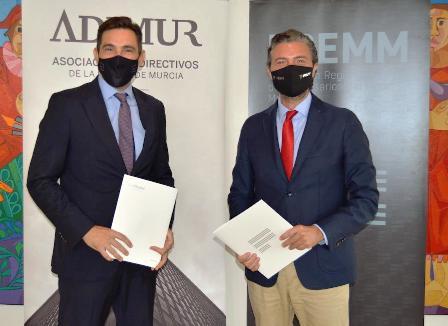 FREMM y ADIMUR firman un convenio para potenciar la formación y contacto entre los directivos