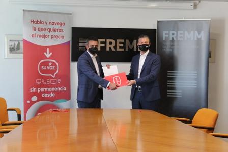 SUVOZ ofrece descuentos del 10% a las empresas y profesionales de FREMM