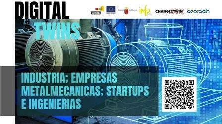 FREMM abrirá una jornada sobre los gemelos digitales en la transición a la industria 4.0