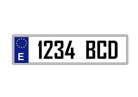 FREMM detalla la norma provisional de Tráfico para gestionar las placas de matrículas