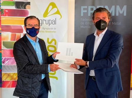 FREMM y AGRUPAL compartirán sus programas formativos para robustecer la competitividad
