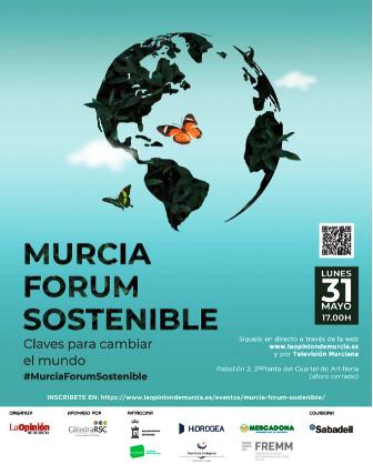 FREMM y AMBIMETAL invitan a participar en el Forum Murcia Sostenible