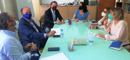 Ayuntamiento de Cartagena y FREMM avanzan en el acuerdo para implantar el nuevo centro de formación industrial