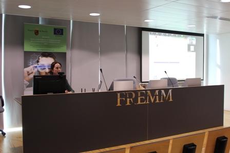 Taller de la Fundación FREMM con las claves para encontrar empleo en internet