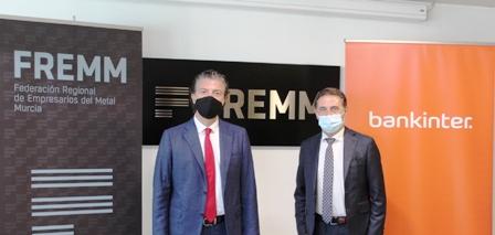 Bankinter ofrece a las empresas de FREMM financiación y asesoramiento para acometer proyectos europeos