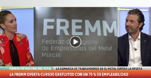 El presidente de FREMM desgrana los hitos alcanzados y retos para estar en la vanguardia económica