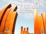 Memoria 2014 / Programa 2015