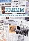 Memoria de Prensa del Año 2016