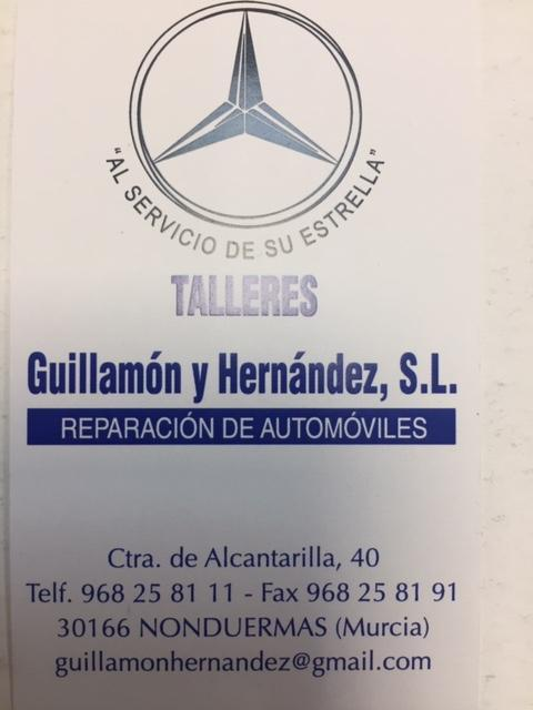 T.GUILLAMON Y HERNANDEZ S.L.
